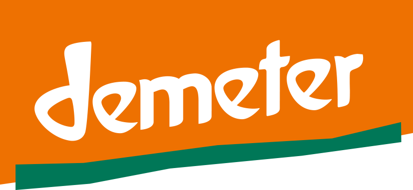 Logo des Demeterbundes für biodynamische Landwirtschaft