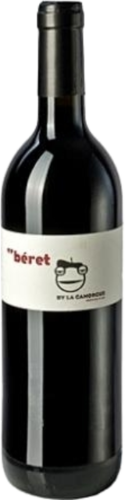 Beret Frog by La Canorgue, IGP Mediterranée, Biowein pur, rot