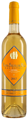 Mas Estela Vinya Selva de Mar, Emporda DO, organic wine pure, white