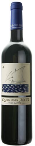 Quindals Mas Estela, Emporda DO,  biodynamic wine, red, from € 14.20