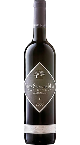 Mas Estela Vinya Selva de Mar, Emporda DO, organic wine, red, from € 21,80