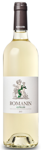 Château Romanin Alpilles IGT, pure biodynamic white wine, from € 12,50