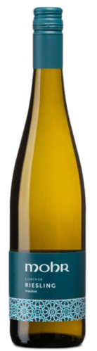 Weingut Mohr Lorcher Riesling, pure organic wine, white, from € 12.40