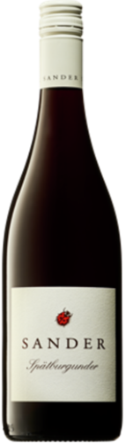 Weingut Sander Pinot Noir, pure organic wine, red, from € 7.70