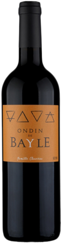 Ondin de Bayle, Château de Bayle, vin de France, red, in reconversion, € 16,75