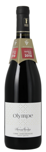 "Domaine Deneufbourg ""Olympe"", Côtes Catalan, Biowein pur, rot, ab € 11,00"