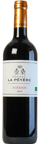 Château La Péyère, Medoc, pure organic wine, red, from € 18,10