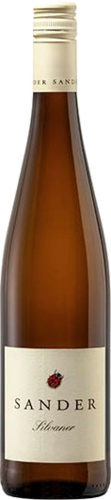 Weingut Sander Silvaner, pure organic wine, white, from € 6.40