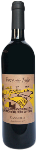 Torre alle Tolfe Canaiolo, Toskana IGT,  Biowein, rot, ab € 22,00