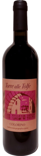 Torre alle Tolfe Colorino, Toskana IGT,  Biowein, rot, ab € 22,00