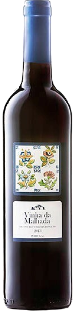 Quinta_do_Montalto,_Vinha_da_Malhada_organic_wine_red